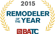 Destiny Homes Minnesota 2015 Remodeler of The Year