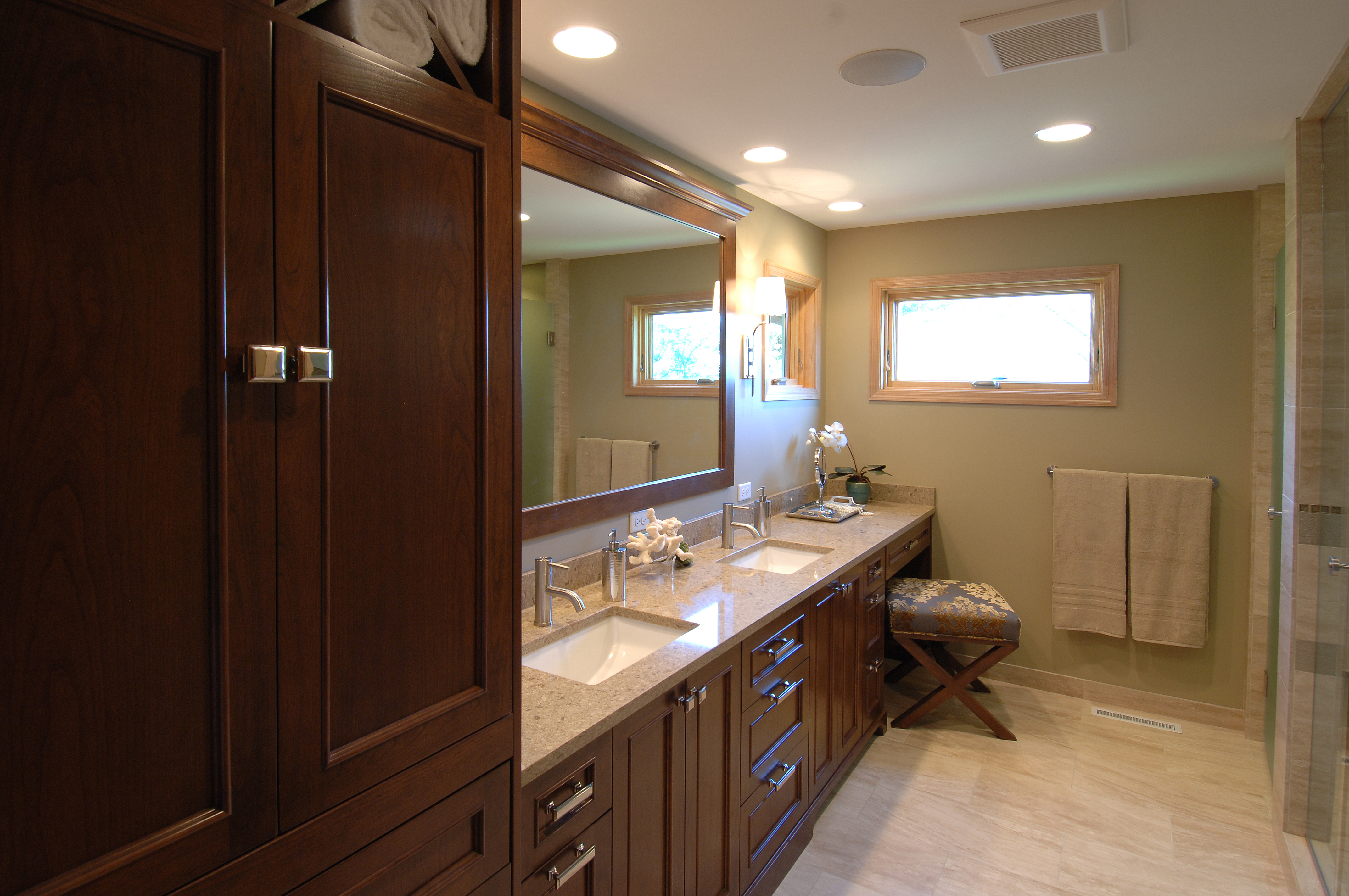 Minneapolis Modern Bathroom - Destiny Homes