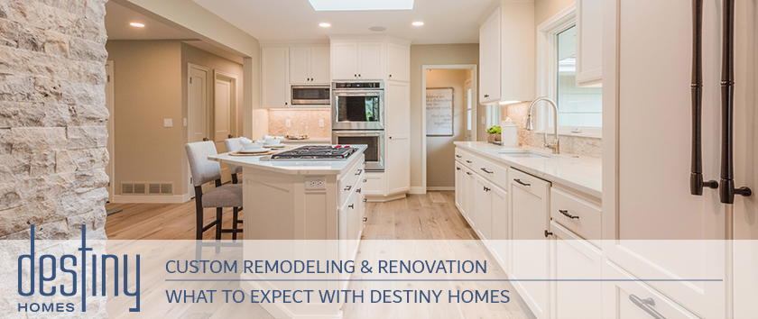 Destiny Homes Custom Remodeling & Renovations